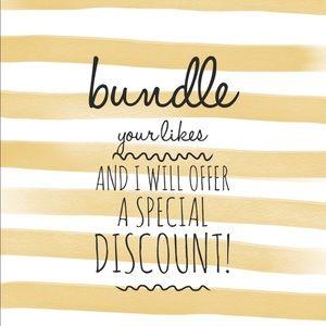 Extra bundle savings